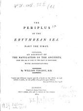 The Periplus of the Erythrean Sea: Volume 1