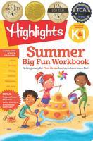 Summer Big Fun Workbook Bridging Grades K   1 PDF