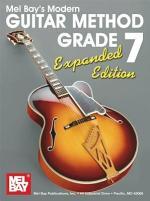Modern Guitar Method Grade 7. Expanded Edition