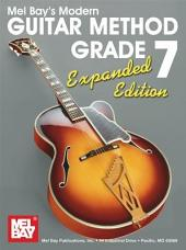 Modern Guitar Method Grade 7