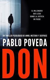 Don: Un thriller psicológico de amor, misterio y suspense