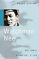 Watchman Nee PDF