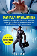Manipulationstechniken PDF