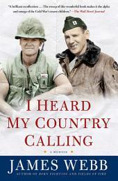 I Heard My Country Calling: A Memoir