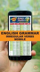 English Grammar: Irregular Verbs Mobile