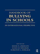 International Handbook of School Bullying PDF