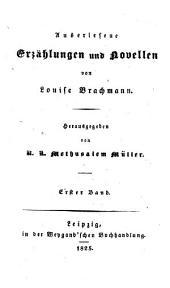 Auserlesene Erzählungen und Novellen: Band 1