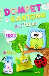 Dompet & Kantong dari Flanel