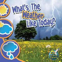 What s The Weather Like Today  PDF