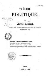 Théâtre politique