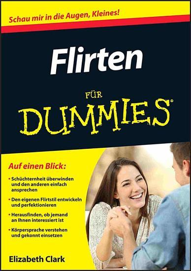 Flirten f  r Dummies PDF