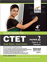 Study Guide for CTET Paper 2  Class 6   8 Teachers  Social Studies  Social Science with Past Questions 4th Edition PDF