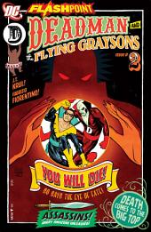 Flashpoint: Deadman and the Flying Graysons (2011-) #2