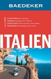 Baedeker Reiseführer Italien: Ausgabe 16