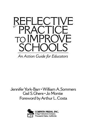 Reflective Practice to Improve Schools