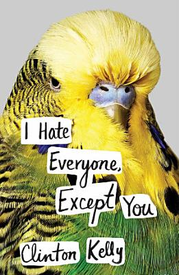 I Hate Everyone  Except You PDF