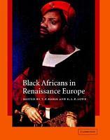 Black Africans in Renaissance Europe PDF