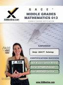 GACE Middle Grades Mathematics 013