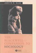 The Blackwell Companion to Sociology PDF