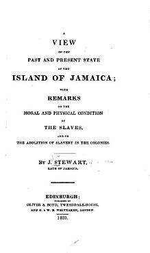 A View of the Past and Present State of the Island of Jamaica PDF
