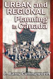 Urban and Regional Planning in Canada
