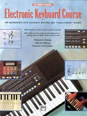 Alfred's Basic Electronic Keyboard Course