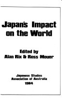 Japan's Impact on the World
