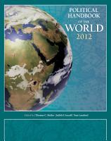 Political Handbook of the World 2012 PDF