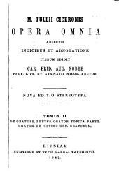 Opera omnia: adiectis indicibus et adnotatione interum, Volume 2