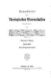 Kirchengeschichte: Band 1