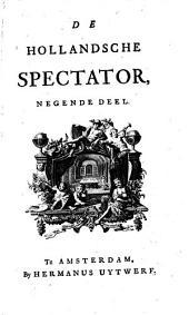 De Hollandsche spectator: Volumes 9-10