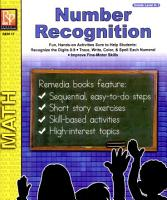 Number Recognition PDF