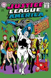 Justice League of America (1960-) #54