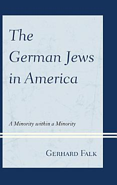 The German Jews in America PDF