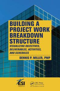 Building a Project Work Breakdown Structure Book