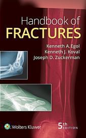 Handbook of Fractures: Edition 5