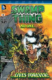 Swamp Thing Annual (2012-) #3