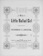 The Little Ballad Girl