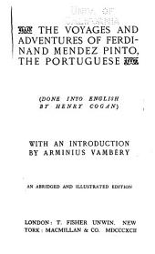 The Voyages and Adventures of Fernand Mendez Pinto