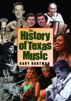 The History of Texas Music PDF