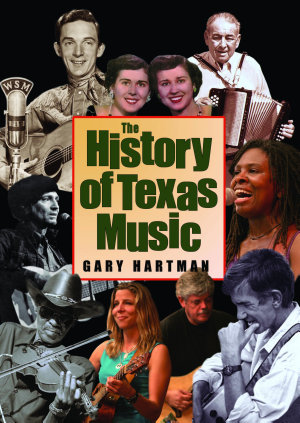 The History of Texas Music