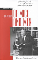 Readings on Of Mice and Men Book