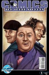 Comics: The Three Stooges