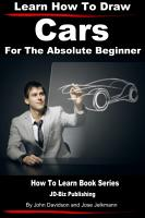 Learn How to Draw Cars For the Absolute Beginner PDF