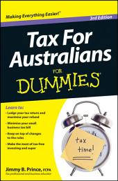 Tax for Australians For Dummies: Edition 3