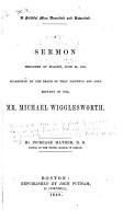 A Faithful Man Described and Rewarded PDF