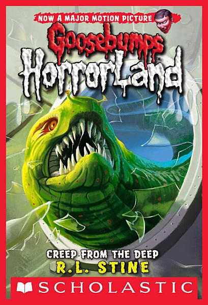 Creep From The Deep Goosebumps Horrorland 2