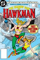 The Shadow War of Hawkman (1985-) #1