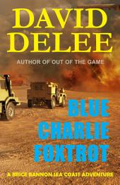 Blue Charlie Foxtrot: A Brice Bannon Sea coast Adventure