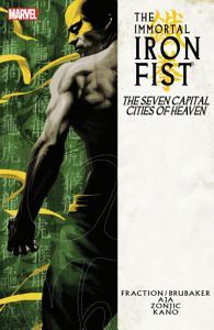 Immortal Iron Fist Vol  2 PDF
